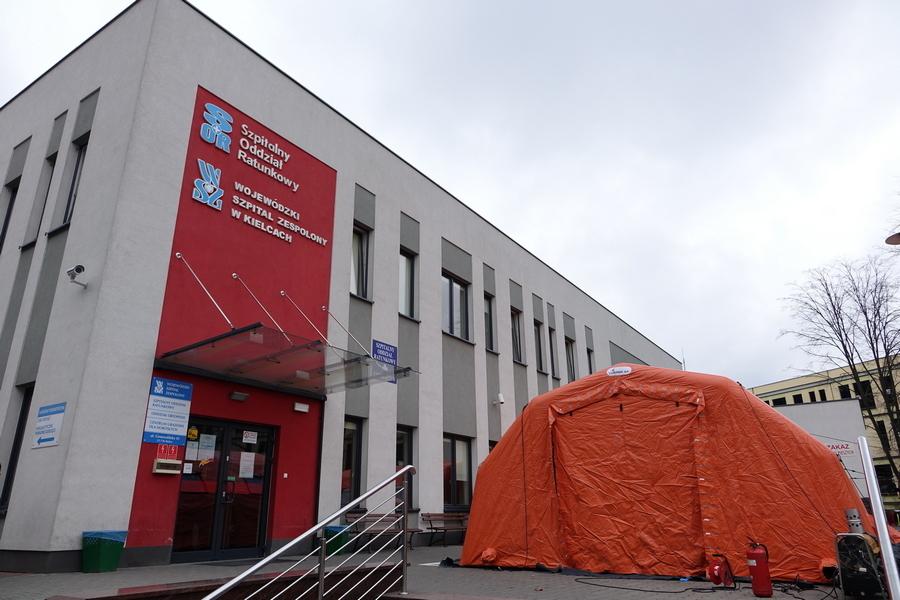 18 nowych wykrytych zakażeń COVID-19 w województwie. Większość z powiatu starachowickiego