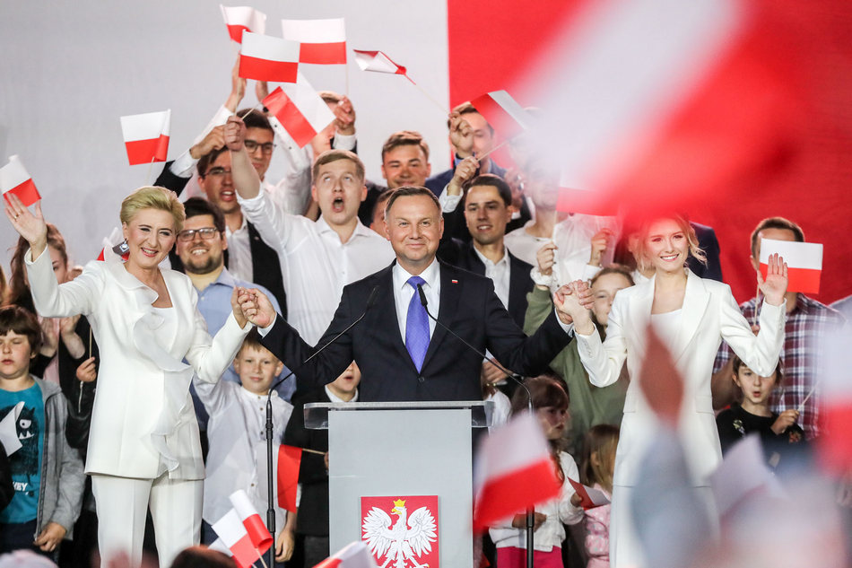 Andrzej Duda pewnie wygrywa w województwie świętokrzyskim. Policzono wszystkie głosy