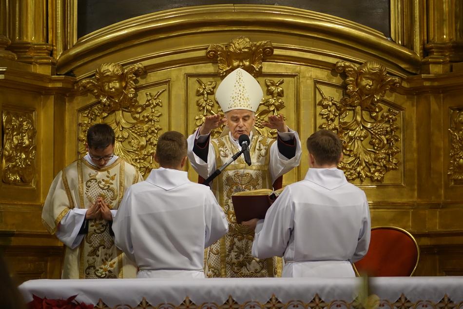 Mocne słowa Biskupa Florczyka o Strajku Kobiet
