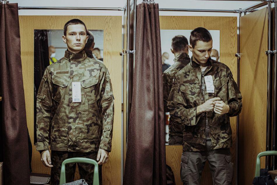 Ponad 60 ochotników wstąpiło w szeregi 10 Świętokrzyskiej Brygady Obrony Terytorialnej