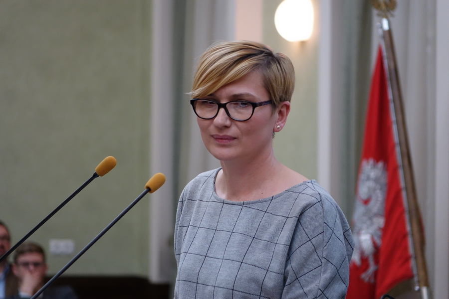 Barbara Damian dyrektorem Zarządu Transportu Miejskiego w Kielcach