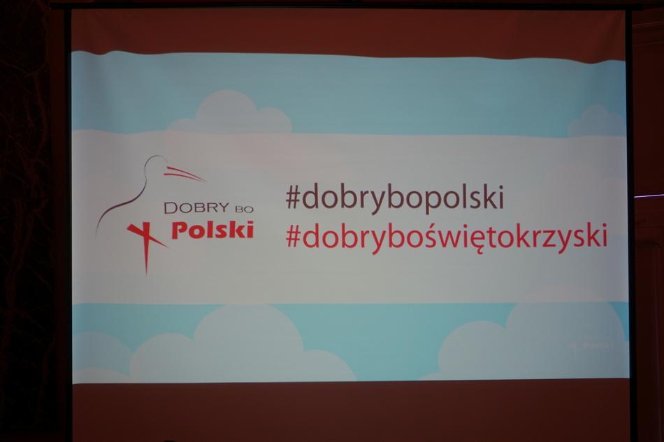 #dobrybopolski #dobryboświętokrzyski. Rozstrzygnięto konkurs