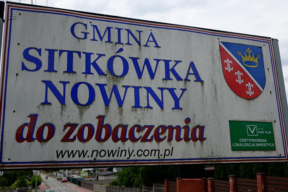 Gmina Sitkówka-Nowiny pod rządami wójta Nowaczkiewicza na równi pochyłej
