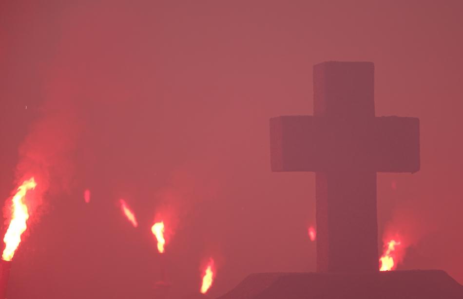 Kibice Korony będą bronić Katedry
