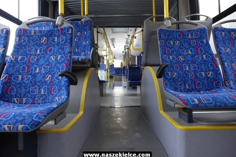 Bez klimatyzacji w kieleckich autobusach miejskich