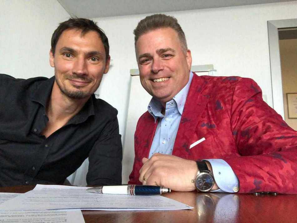 Krzysztof Lijewski z nowym kontraktem!