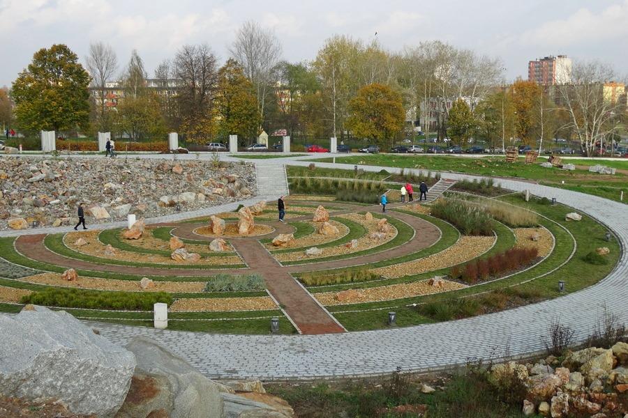 Ogród przyjmie swoich gości w nowej przestrzeni