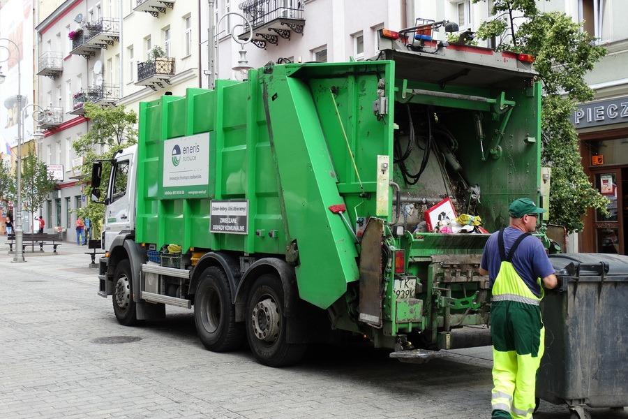 Ceny za śmieci. W Kielcach taniej niż u sąsiadów