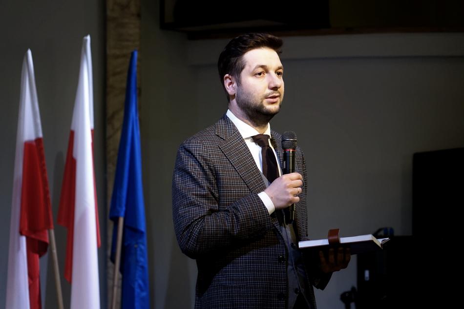 Europoseł Patryk Jaki z wizytą w regionie. Będzie zachęcał do głosowania na Andrzeja Dudę