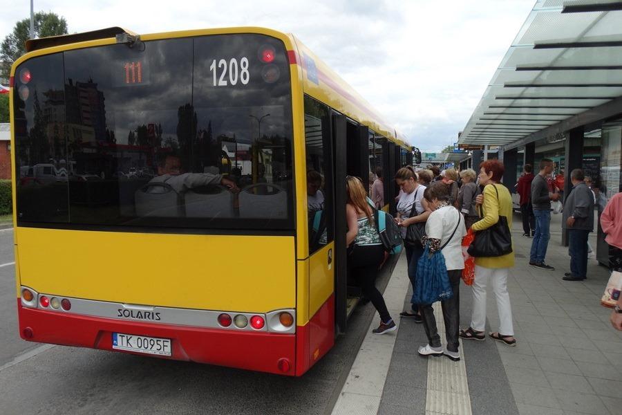 Podwyżki za bilety autobusowe znów trafią na sesję kieleckiej Rady Miasta?