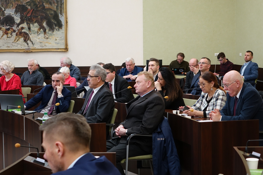 """Elektroniczne głosowania tajne? Rada Miasta Kielce jest na """"nie"""""""