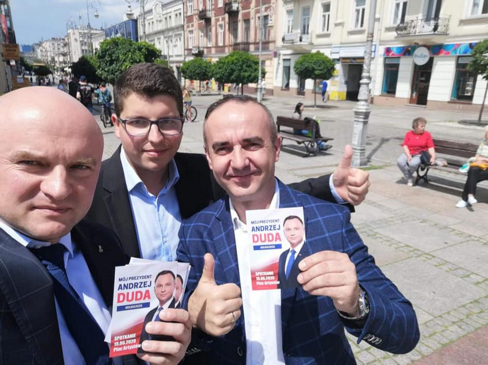 Radni zapraszają na spotkanie z prezydentem Andrzejem Dudą