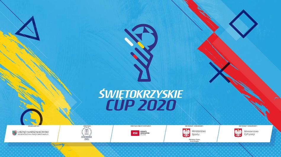 Województwo świętokrzyskie zaprasza na Świętokrzyskie Cup - wakacyjny turniej online w FIFA 20!