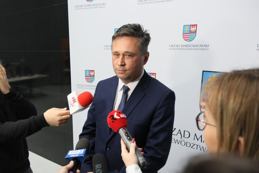 Tomasz Jamka nowym członkiem zarządu województwa
