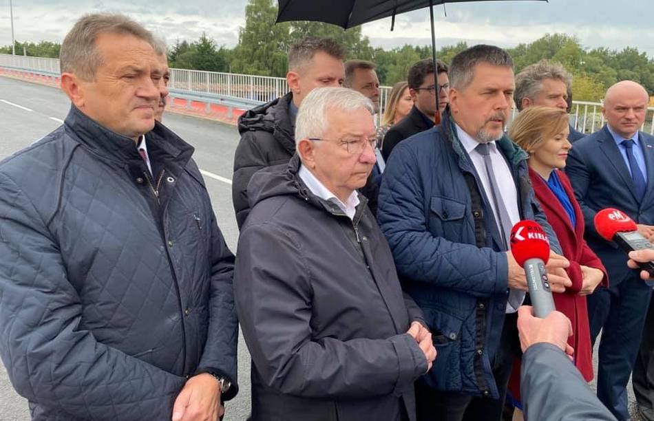 Ulica i wiadukt w Kielcach imienia Kornela Morawieckiego?