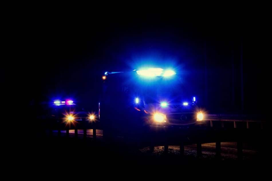 Pieszy zginął w Kostomłotach. Kierowca odjechał z miejsca wypadku