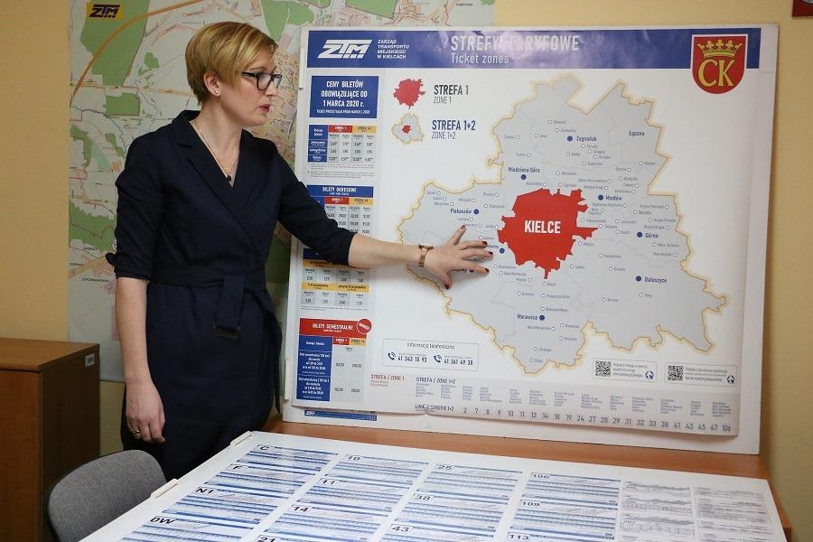 Przystanki W Kielcach Beda Wygladaly Nieco Inaczej Ztm Wprowadza