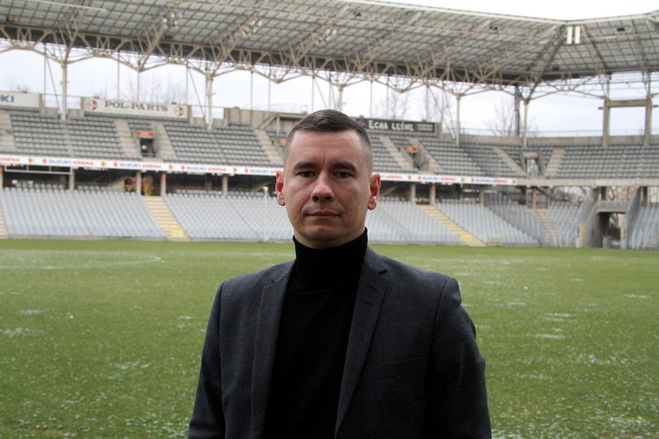 Łukasz Jabłoński oficjalnie prezesem Korony