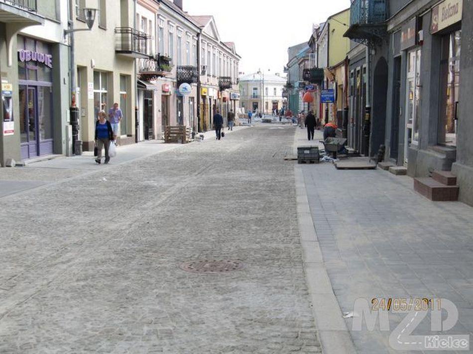 Mieszkańcy centrum chcą otwarcia ulicy Małej, Dużej i Leśnej
