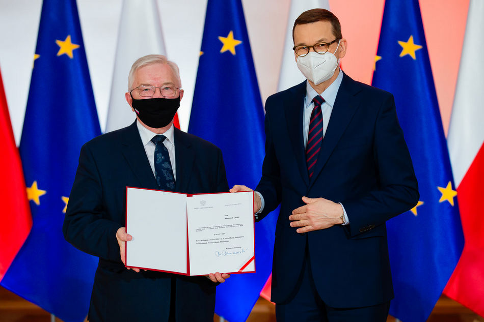 Poseł Lipiec będzie doradzał premierowi Morawieckiemu