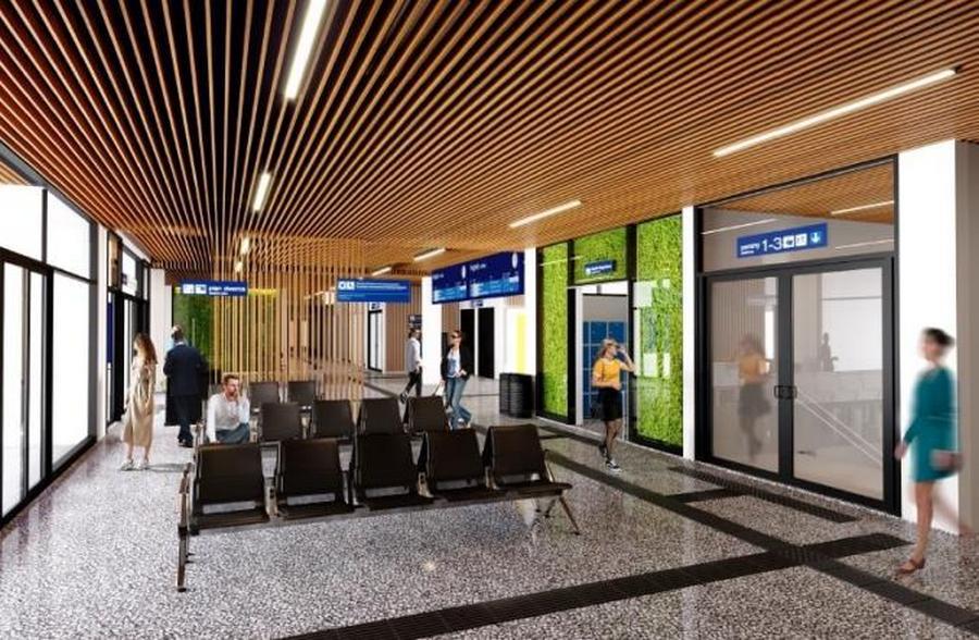 PKP ogłosiły przetarg na przebudowę dworca kolejowego w Kielcach (WIZUALIZACJE)