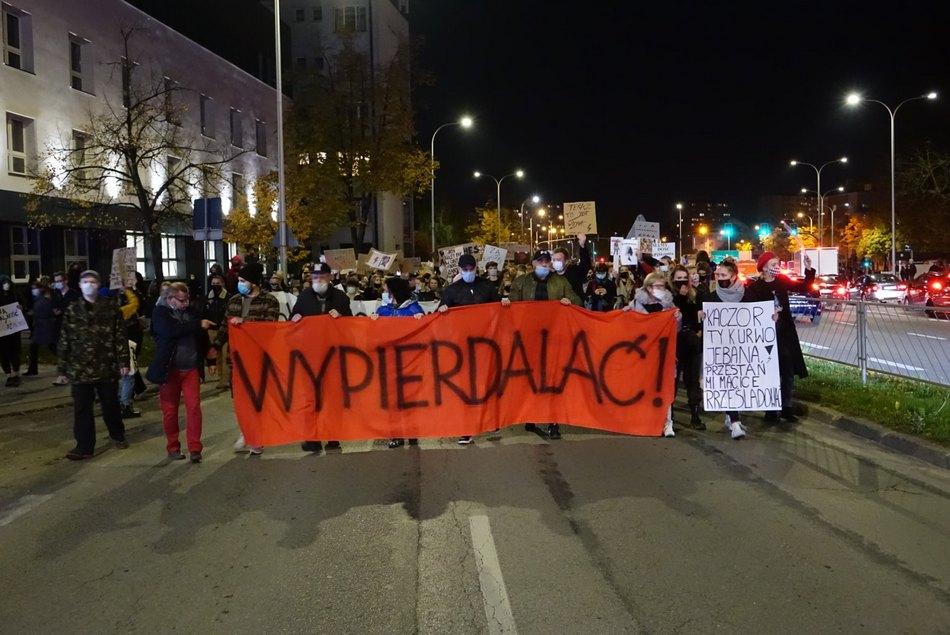 Strajk Kobiet wraca na kieleckie ulice
