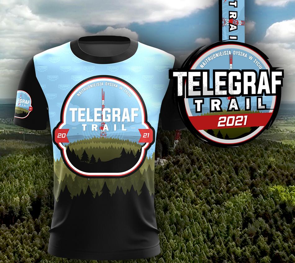 Telegraf Trail - nowa jakość i nowe wyzwanie wśród biegów w regionie