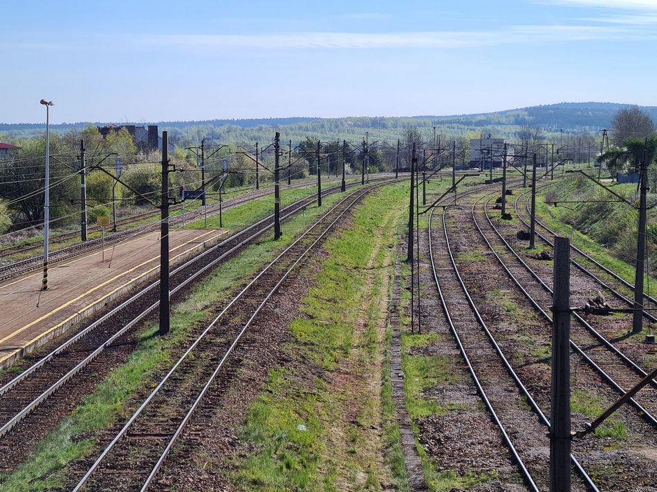 Opóźnione pociągi. Zerwana sieć trakcyjna