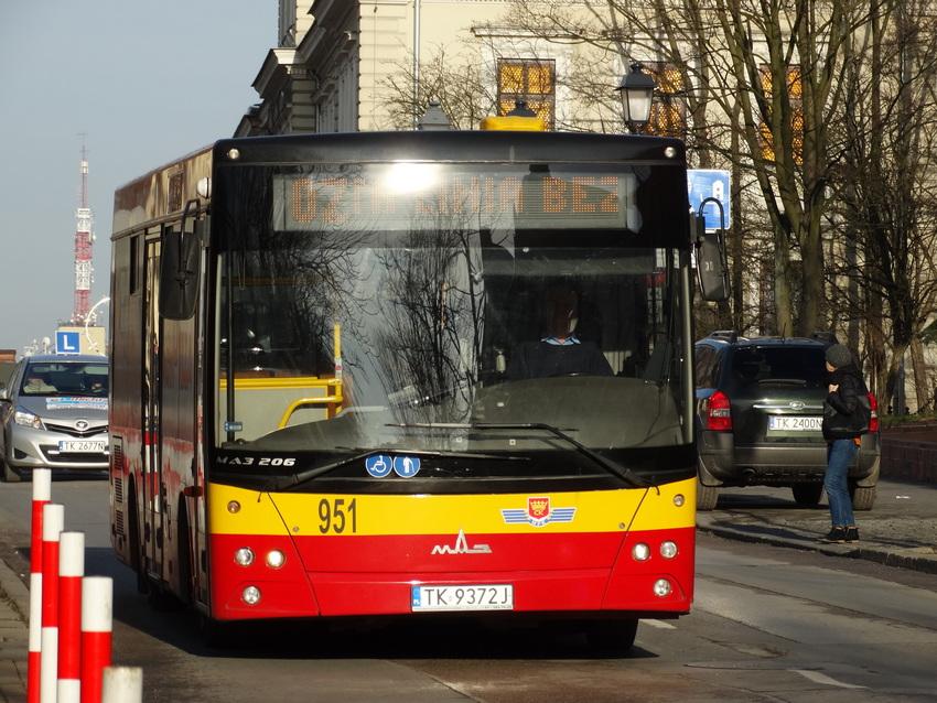 Autobusy ma Wszystkich Świętych
