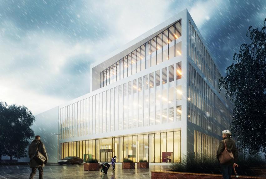 W centrum Kielc stanie nowoczesny biurowiec