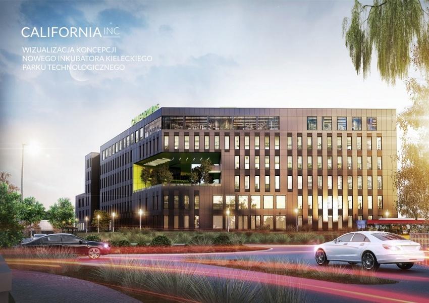 Inkubator California nową inwestycją KPT