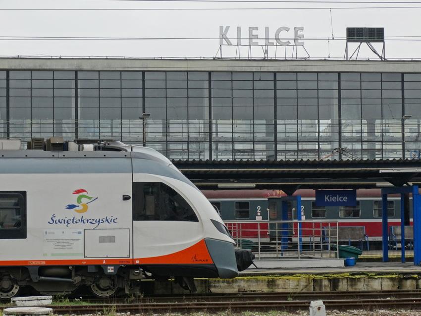 Będą debatować o przyszłości dworca PKP w Kielcach