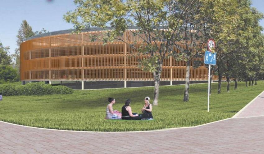 Trwają konsultacje w sprawie wielopoziomowego parkingu