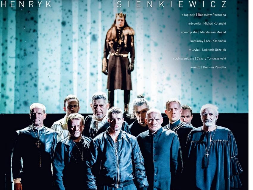 Krzyżacy w Kieleckim Centrum Kultury