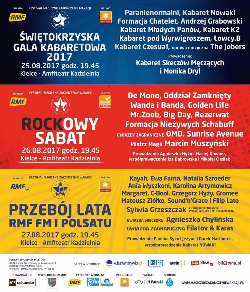 Magiczne Zakończenie Wakacji w Kielcach !