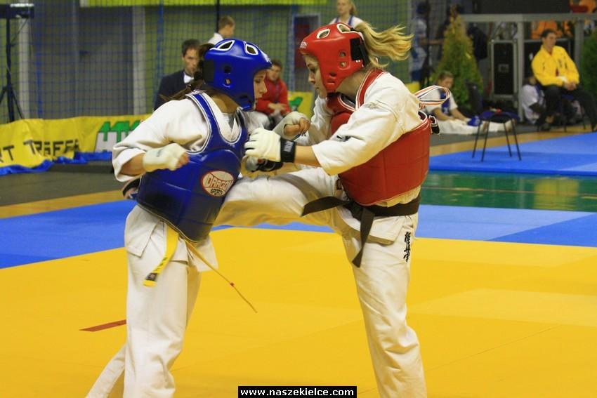 Mistrzostwa Europy Karate U16 i U22 w Kielcach