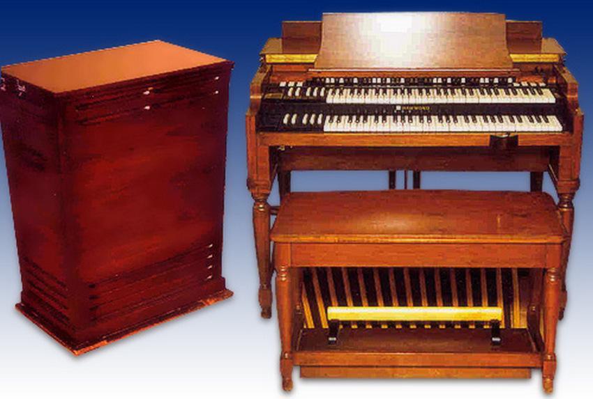 W Kielcach otworzą muzeum organów Hammonda
