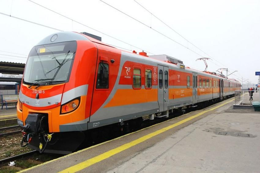 Nowe pociągi na świętokrzyskich torach