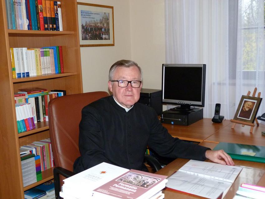 Papież mianował nowego biskupa diecezji kieleckiej