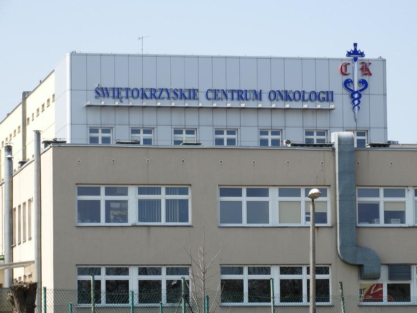 Świętokrzyskie Centrum Onkologii liderem w nieinwazyjnym leczeniu łagodnych guzków tarczycy
