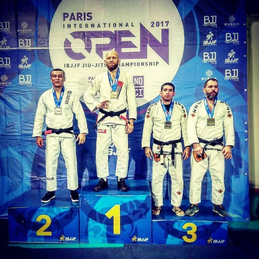 Dwa medale kieleckich zawodników w Paryżu