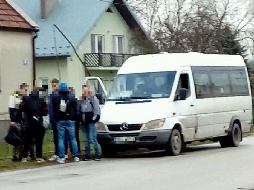 Nietrzeźwy wiózł 25 pasażerów