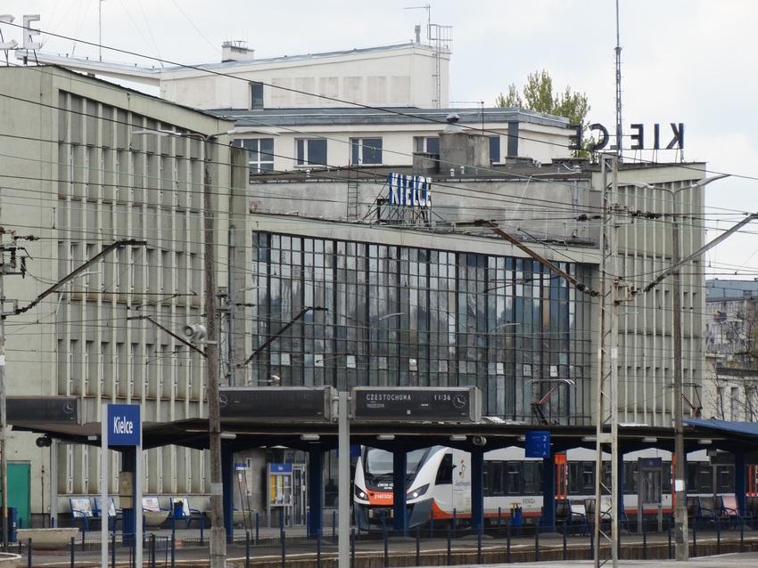 Kielecki dworzec PKP zostanie przebudowany i unowocześniony!