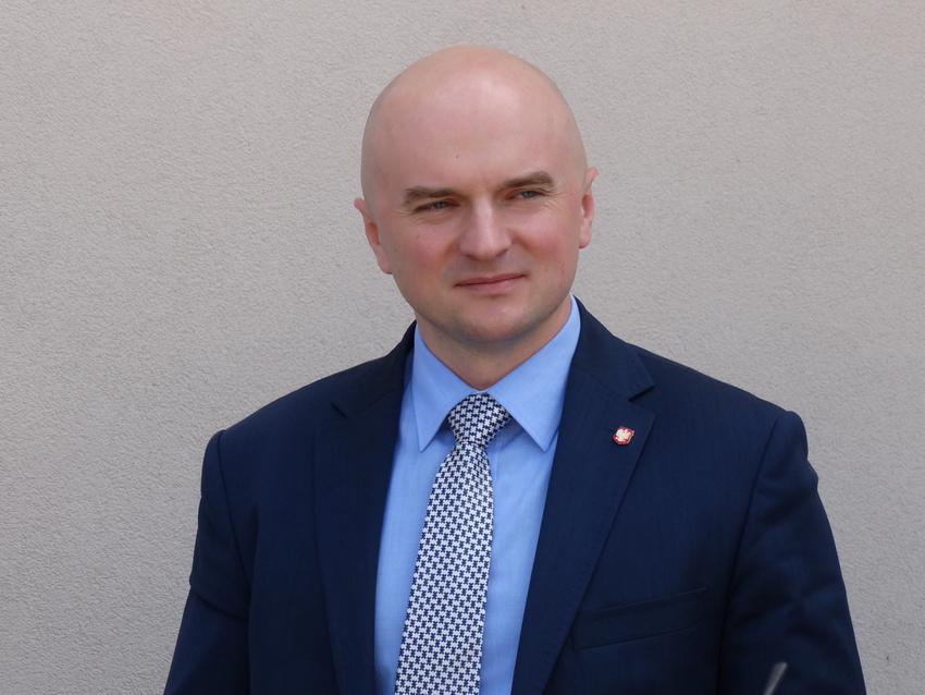 Rafał Nowak przewodniczącym PiS w Kielcach