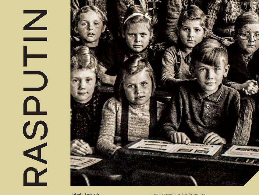 """Premiera """"Rasputina"""" w Teatrze Żeromskiego"""
