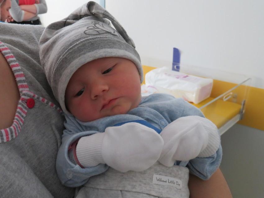 Rekordowa liczba narodzin w kieleckim szpitalu na Czarnowie