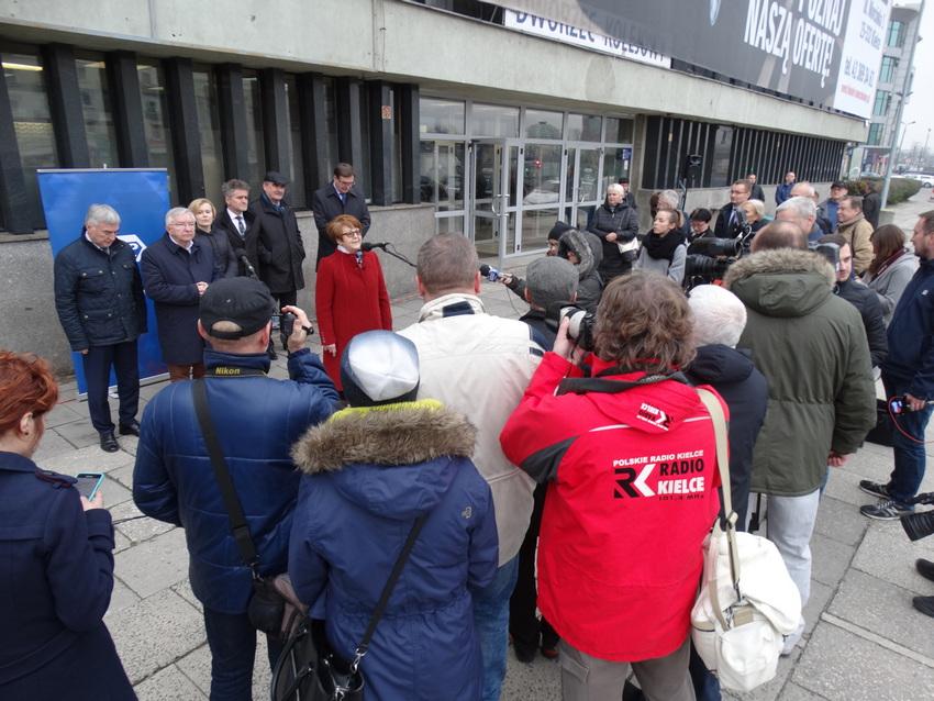 Remont dworca PKP w Kielcach. Ale najpierw konsultacje z mieszkańcami