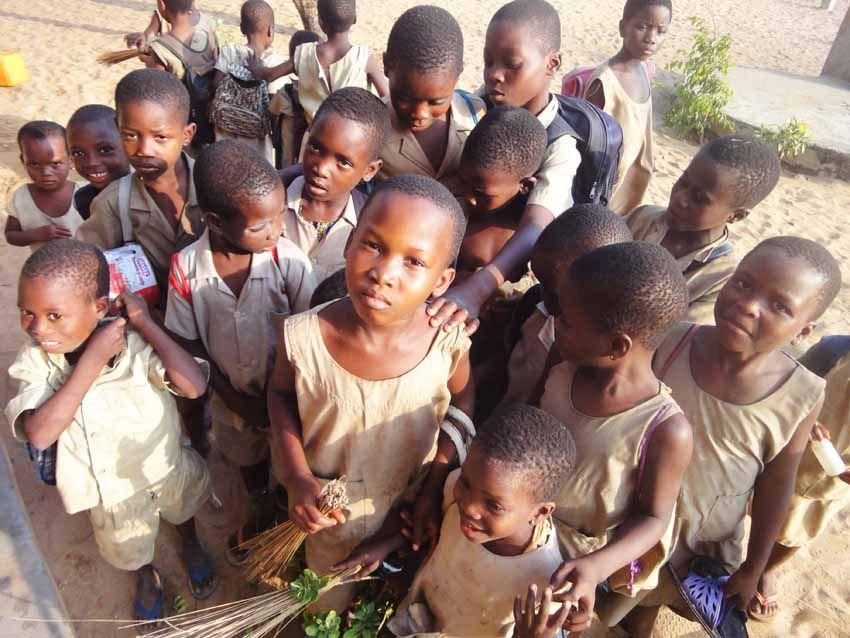Kielecka zbiórka dla dzieci z Afryki