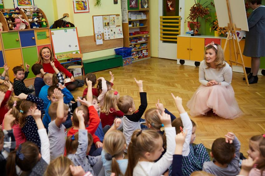 Kielecka spółka uczy przedszkolaków dbać o środowisko