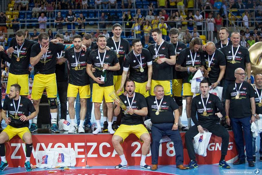 Piętnasty Puchar Polski dla PGE VIVE!